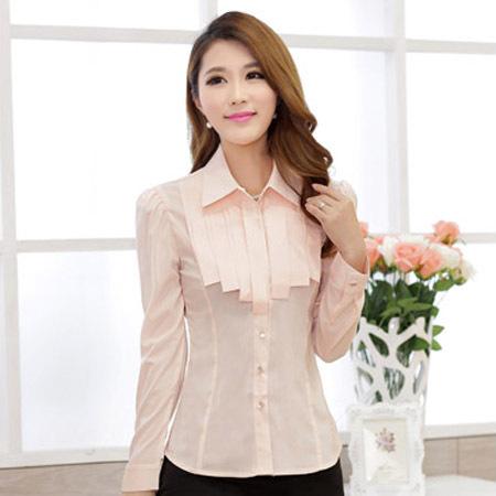 Гофрированная блузка доставка