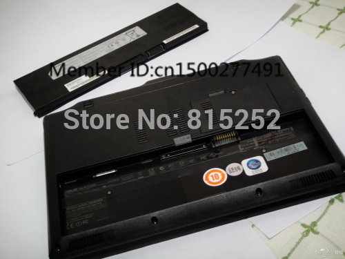 Laptop batteries AP22 T101MT 4900mah for Asus Eee PC T101 Eee PC T101MT battery replacement 4 cell(China (Mainland))