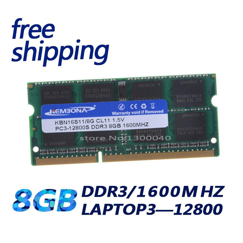 LAPTOP DDR3 8G 1600  1.5V