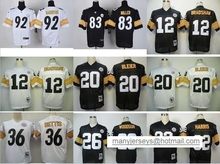New Arrivals Free shipping Best quality Pittsburgh Steelers all players 23 style size S-XXXL(China (Mainland))
