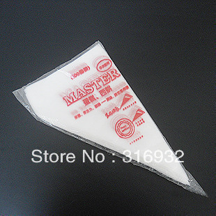 D3 Disposable orating bag for icing and piping, 29.5*18.5cm, 200pcs/lot