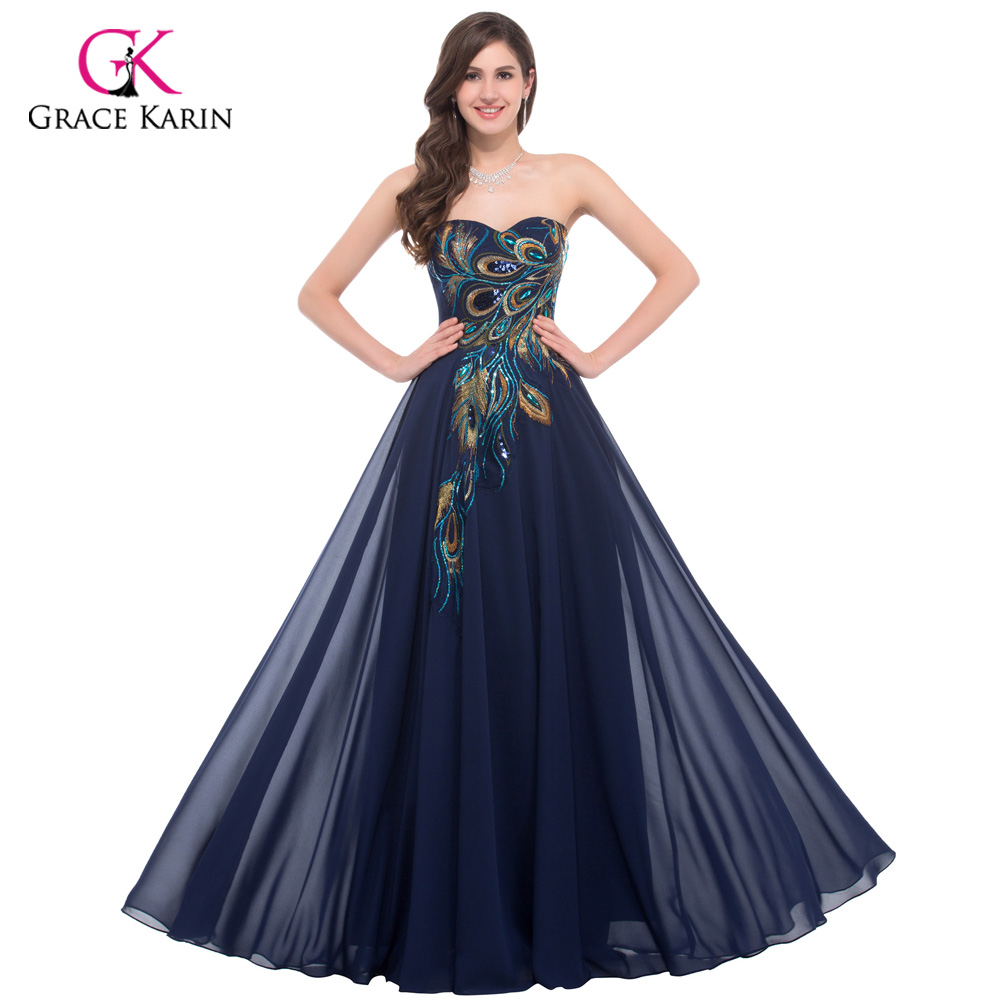 Plus Size Wedding Dresses Hong Kong : Popular peacock bridesmaid dresses buy cheap
