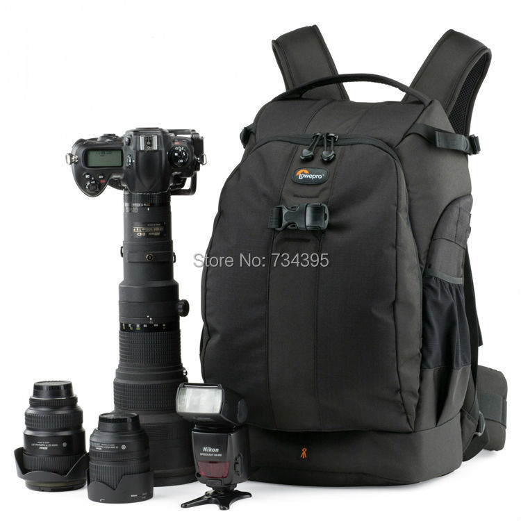 Lowepro Flipside 500 AW FS500AW DSLR camera Backpack shoulders Digital SLR Photo bag anti theft bag