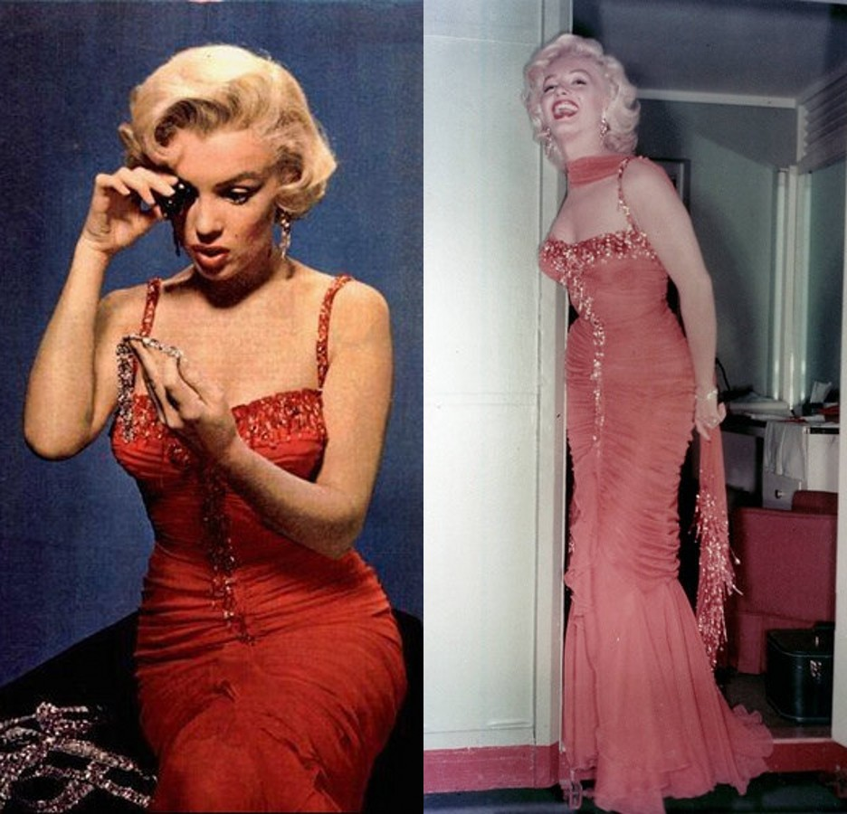 popular marilyn monroe gowns aliexpress