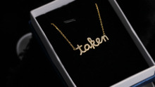 "Starland New 2016 1 pcs letter ""taken"" shape 925 Sterling Silver jewelry Necklace For Women fashion accessories Free Shipping(China (Mainland))"