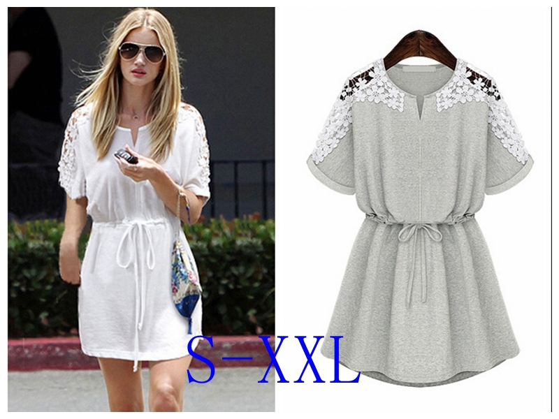 Casual Cotton Dresses Summer