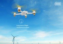(White and Black  in Stock)2016 Newest Hubsan  X4 FPV H501S Quadcopter drone 1080P camera GPS Follow me and home return(China (Mainland))