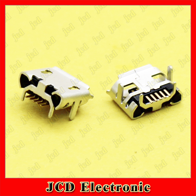 HOT!! 30x New Original DC Power Jack Micro USB JACK End Plug Socket for netbook/tablet pc/mp3/mp4 /Sony/DELL/HP/Acer Horns(China (Mainland))