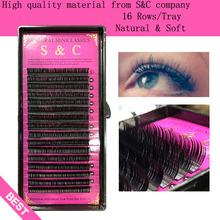 1pc,High quality eyelash extension mink,individual eyelash extension,natural eyelashes,fake false eyelashes,1case