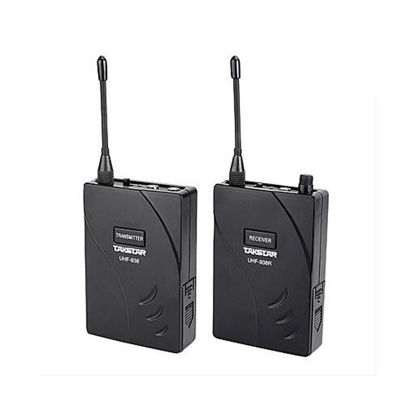 UHF-938 Wireless Conference simultaneous translation tour guide system simultaneous translation headphones explain the device(China (Mainland))