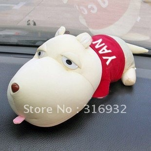 U2 Long-billed dog odor charcoal bag, activated bamboo charcoal, car decoration, car ornaments,car toys