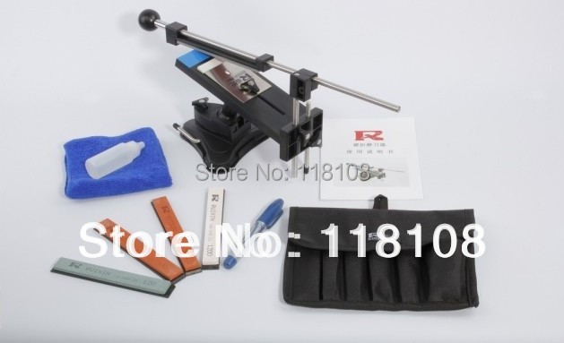 Free shipping  2013 New knife  Sharpening System sharpening stones sharpener knives any sharp on tv as seen sharpen razor store