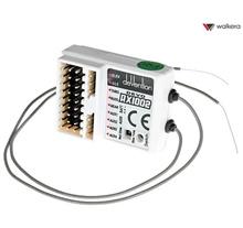Free Shipping Walkera White DEVO 10 New rx RX1002 10 ch receiver for walkera all trannsmitter