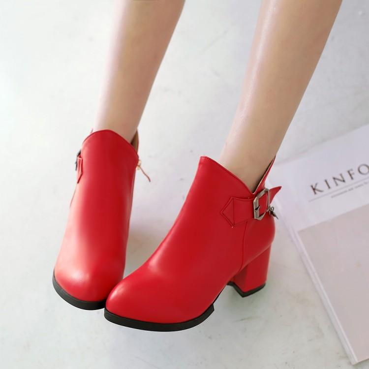 White Short Heels Promotion-Shop for Promotional White Short Heels ...