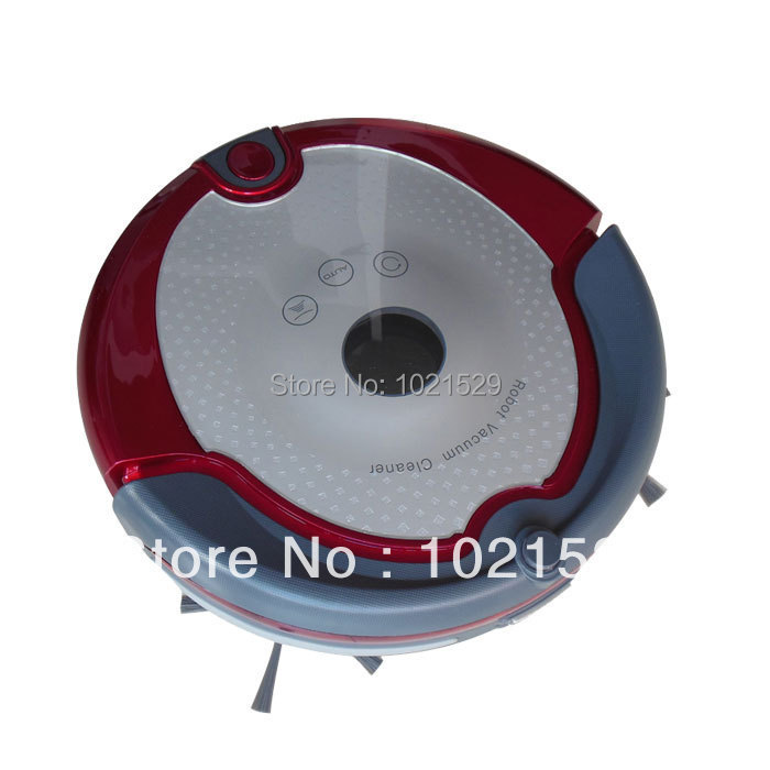 Ultra-thin Intelligent Fully-automatic Household Robot Vacuum Cleaner A360 Sweeper Mopping The Floor Machine(China (Mainland))