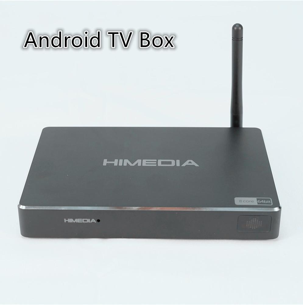 HIMEDIA H8 Android 5.1 TV Box Octa Core 2GB 16GB 3D 4K UHD Network Media TV Player Support For Google Play Store KODI Netflix(China (Mainland))