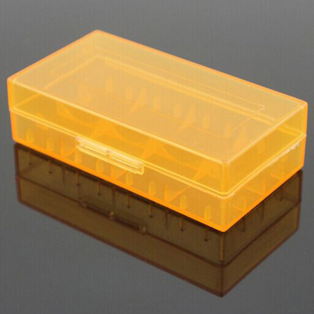 image for Factory Price 18650 CR123A 16340 Battery Case Holder Box Storage Color