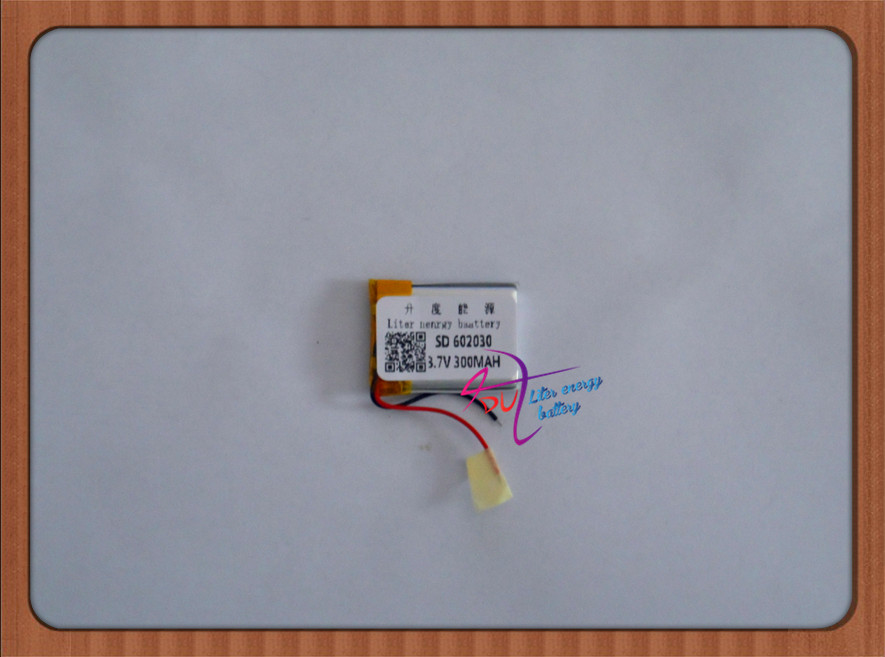 Supply watch mobile phone battery , polymer battery 602030-300MAH market 's best-selling products(China (Mainland))
