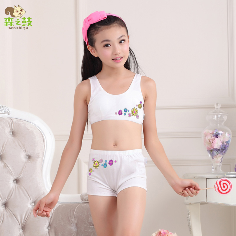Online Buy Wholesale girl boxer underwear set from China girl ...