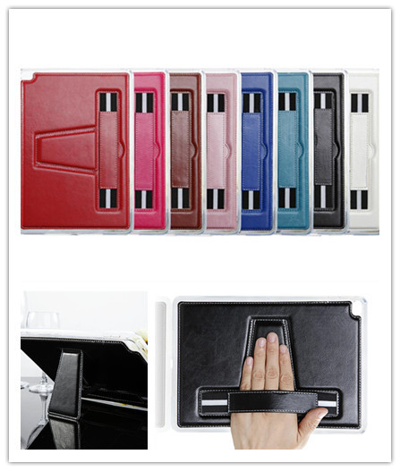 30PC/LOT Air 2 Stand Holder Back Shell for apple ipad air 2 tablet Cover Case With Hand Holder <br><br>Aliexpress