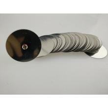 10PCS 32mm HSS Circular Saw Disc Kit Fits Dremel Mini Drills Rotary Tools Cutting Blade(China (Mainland))