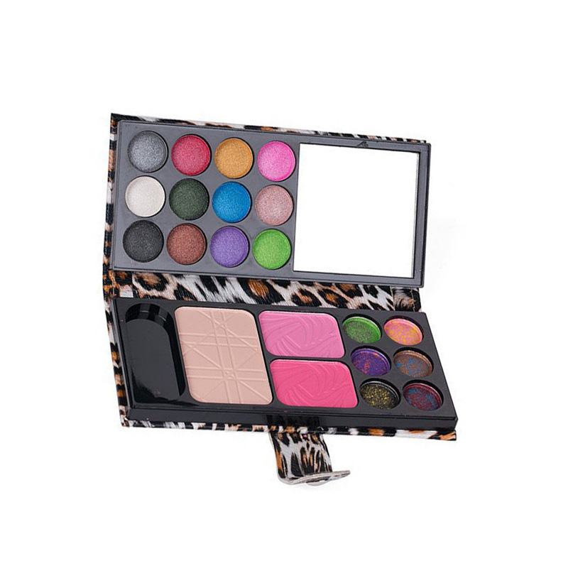 1pcs High Quality 12 Color Professional Makeup Palette Eye Shadow Natural Luminous Warm Color Make Up Glitter Eyeshadow(China (Mainland))