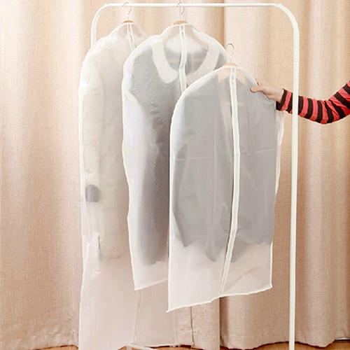 Hot Sale Garment Suit Dress Jacket Clothes Coat Dustproof Cover Protector Travel Bag AJ3I(China (Mainland))