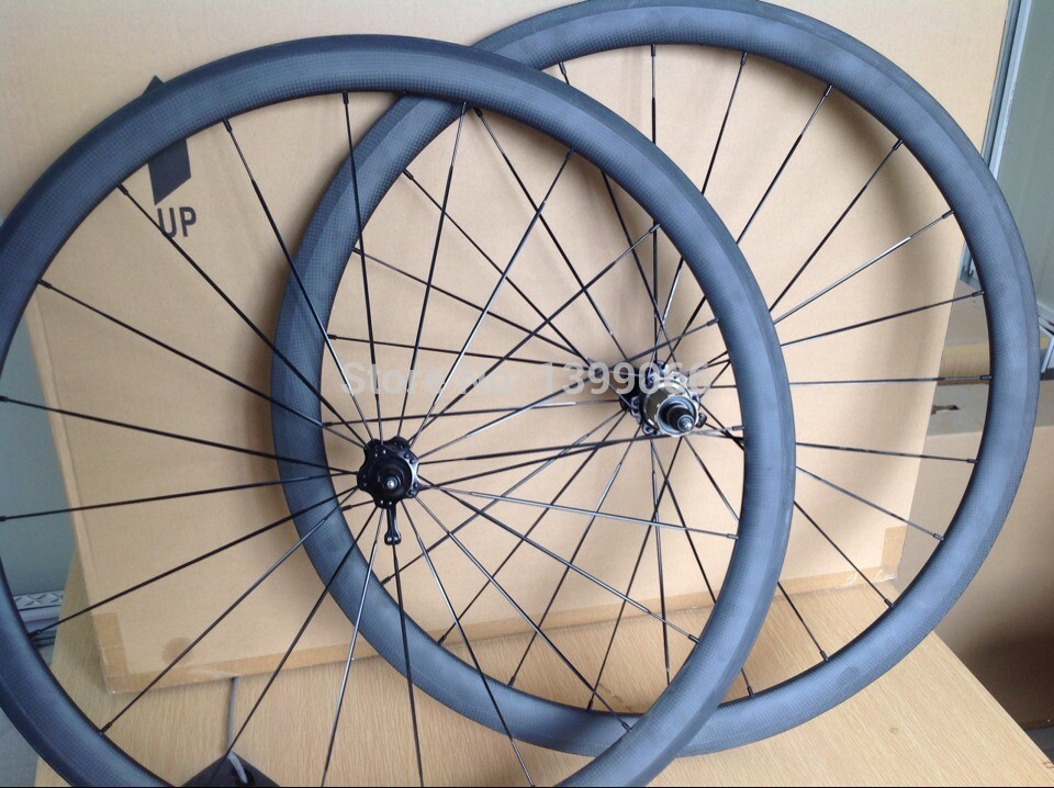 Carbone 2014 New products 60 mm * 23 mm high profile carbon wheel tube, cheap Chinese profile wheels(China (Mainland))