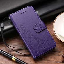 Buy PU Leather Phone Case Cover Samsung Galaxy J1 Ace J110 4.3 inch J110F J110H Stand Flip Wallet Phone Cases Exquisite Clover for $4.76 in AliExpress store