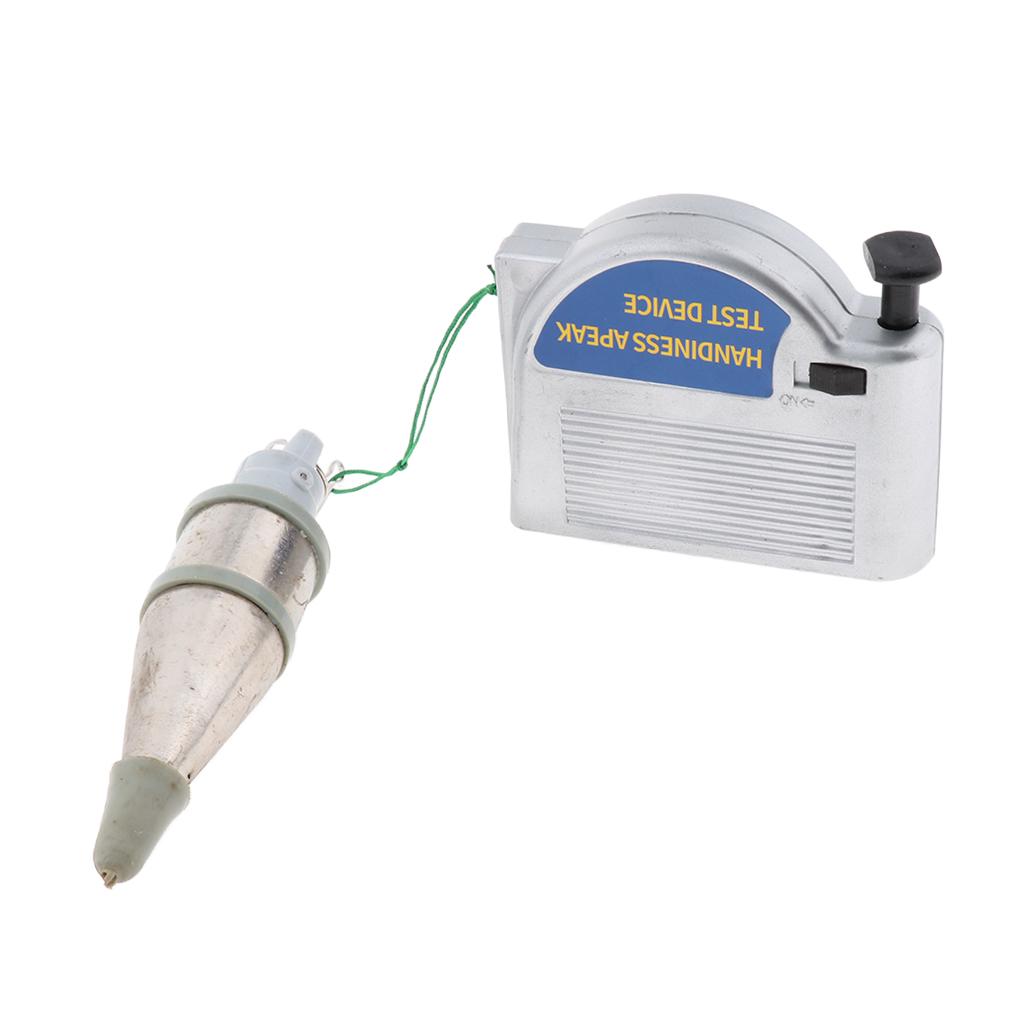 Грузик отвеса сеттер w/Сталь усиленный Pin уровень вертикальный Тесты устройства Plumb Bob Setter w/ Steel Reinforced Pin   Level Vertical Test Device