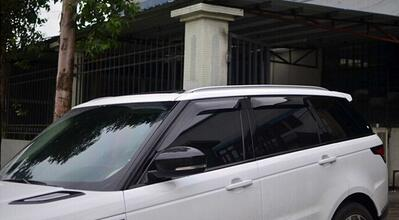 Range Rover Car Roof Rack/Luggage rack Roof Racks Accessories For Range Rover Sport 2014.(China (Mainland))