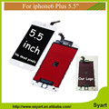 50PCS 100 Guarantee A Display for Iphone 6 Plus LCD Touch Screen Digitizer Assembly Tools With