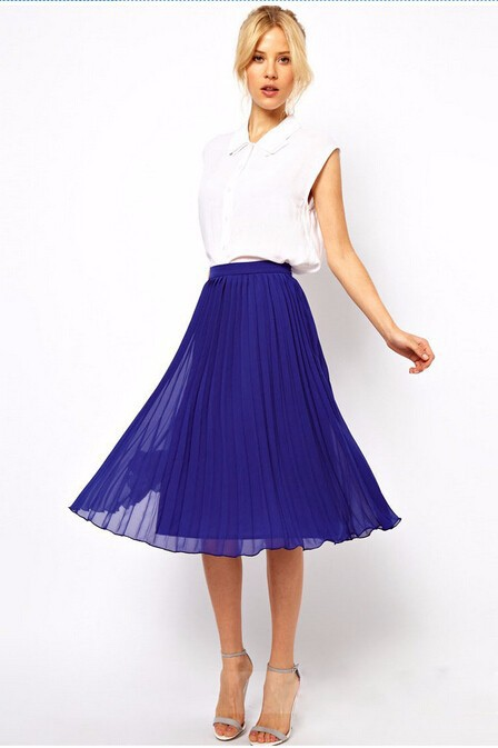 Женская юбка Siebel 2015 /Line Midi Saia Feminino SKC0001 женская юбка hope 2015 midi saia 5846