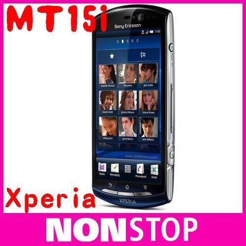 MT15i Original Sony Ericsson Xperia Neo MT15 3.7''TouchScreen Android GPS WIFI 8MP Unlocked CellPhone