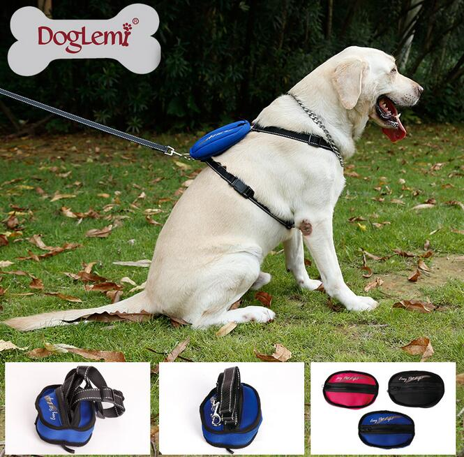 High-grade large dogs harness leash sets supplies big dogs top quality harnesses leads suit accessories pets products 1pcs S-XL(China (Mainland))