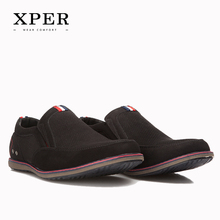 Buy Size 40~46 Brand XPER Men Flats Shoes Slip-on Breathable Moccasins Men Loafers #YWD86501BL/510BU for $25.70 in AliExpress store