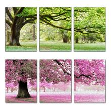Needlework,DIY DMC Cross stitch,Sets For Embroidery kits,Precise Printed romantic trees factory sale Counted Cross-Stitching(China (Mainland))