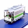 1 87 Scale Diecast Bus Car Model Toys New Tram LE CRABE AUX PINCES D OR