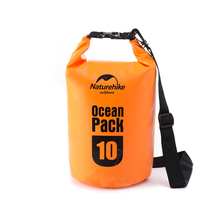NatureHike 5L 10L 20L Multifunctional Life Buoy 500D Ocean Outdoor Waterproof Bag Dry Bag for Drifting Rafting Swimming Camping(China (Mainland))