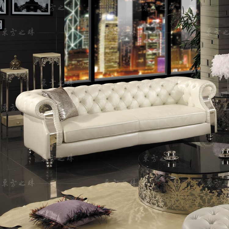 2015 New Chesterfield Sofa Modern Living Room Sofas Sf301
