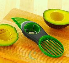 3 in 1 Fruits and Vegetables Tools Avocado Cutterbar Fruit Splitter Kitchen Accessories Cooking Tools Free Shipping(China (Mainland))