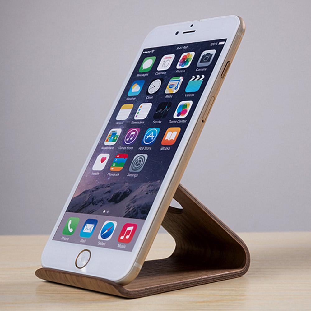 Phone Stand Designs : Online kaufen großhandel holz handyhalter aus china