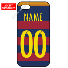 Messi Jersey Custom Your Name Number Print Case Cover for Samsung Galaxy Note 3 4 5 S3 S4 S5 Mini S6 S7 Edge Plus(China (Mainland))