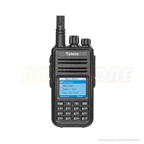 DMR Digital TYT MD380 Walkie Talkie 1000 Channels UHF:400-480MHz Tytera MD-380 walkie talkie cheapest walkie talkie Radio(China (Mainland))