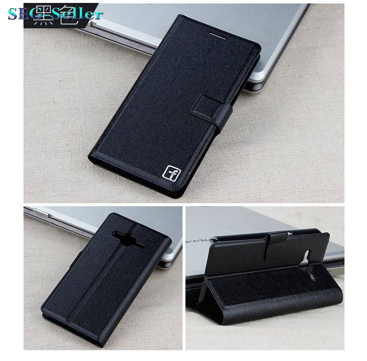 High Quality Luxury Flip PU moblie phone Protective case for Samsung G3556 phone cover Protective sleeve free a film SJ1139(China (Mainland))