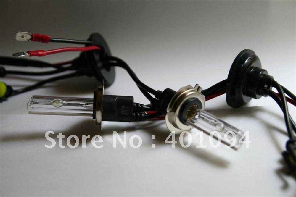 50 PAIRS 35W H7 H7 Metal Base HID Xenon Spare Bulbs Genuine AC Replacement Lamps Car Light Single Beam 12V 4.3K 6K 8K 10K 12K(China (Mainland))
