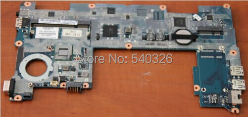 for HP Mini 210 Netbook Motherboard w/ N470 1.83Ghz Intel Atom CPU 612854-001 system board Fully Tested+Good Condition