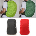 Nylon 60L Waterproof Travel Camping Hiking Outdoor Climbing Backpack Trolley Luggage Bag Dust Rain Cover 4