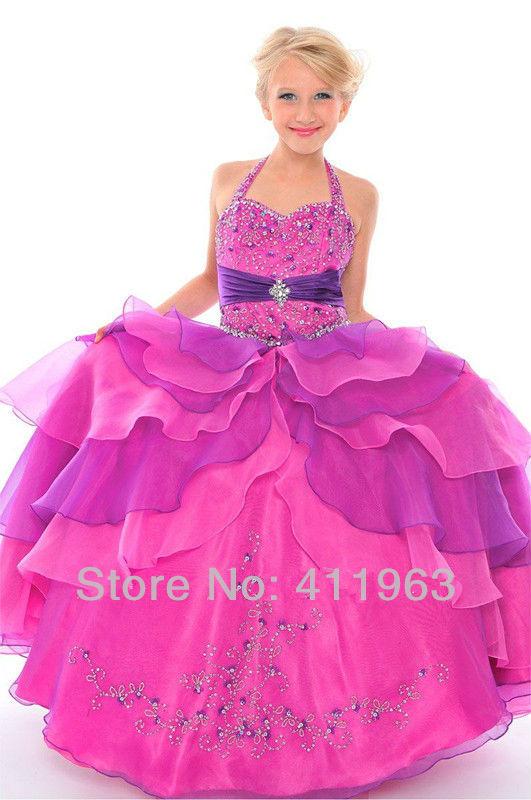 Robes l gantes france des robes pour les petites filles for Robes de mariage pour les filles