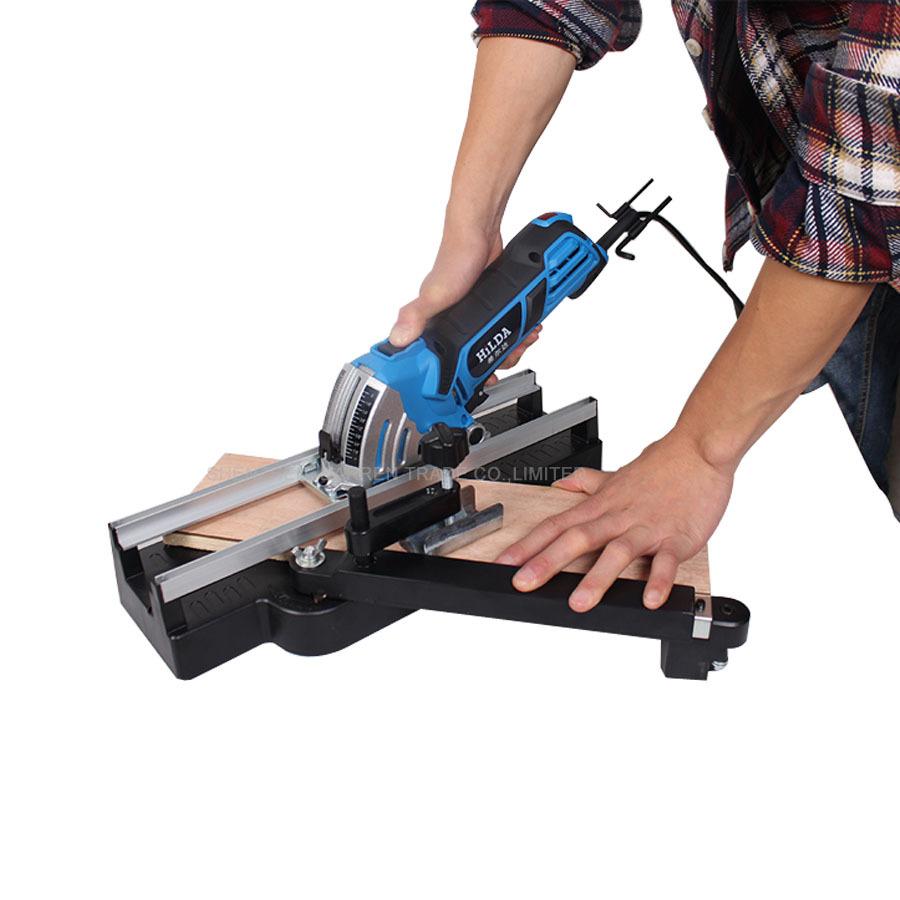 Free by DHL 4pcs 750w 85mm 6000RPM Multi-cutter Mini Electric Circular Saws Wood Cutter Machine power,Wood,stone,metal,Brick saw(China (Mainland))